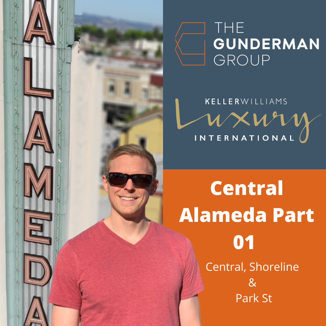 ALAMEDA CA CENTRAL Pt 01 | What is it like to live in Central Alameda | Central Alameda Buyers Guide