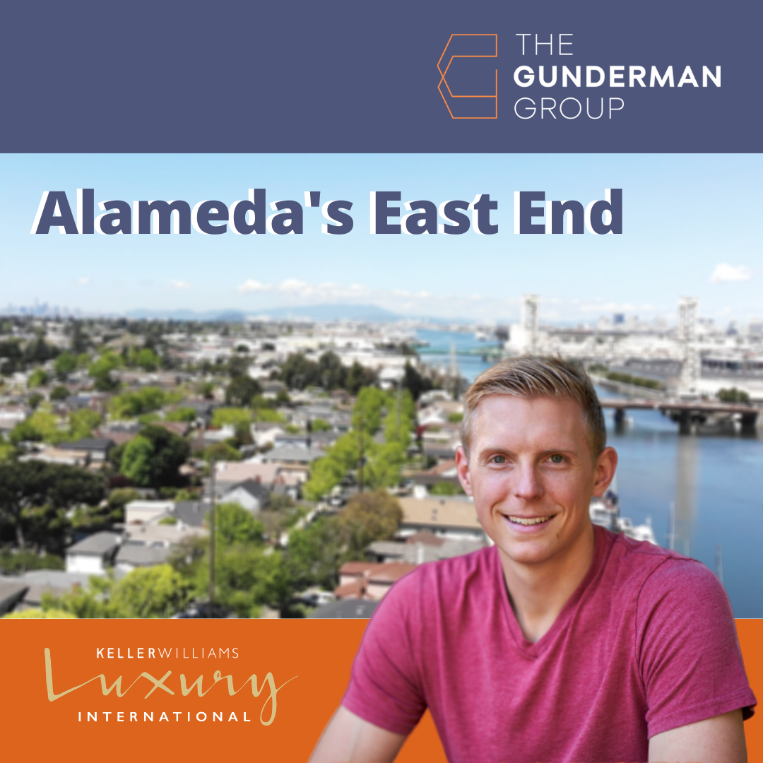 ALAMEDA CA EAST END | What is it like to live in Alameda's East End? | East End Buyers Guide