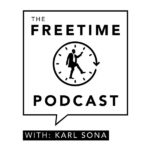 Free Time Podcast with Karl Sona featuring Hans Struzyna
