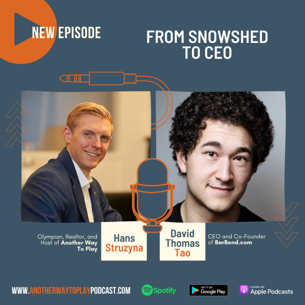 From Snowshed to CEO of BarBend with David Tao | Hans Struzyna
