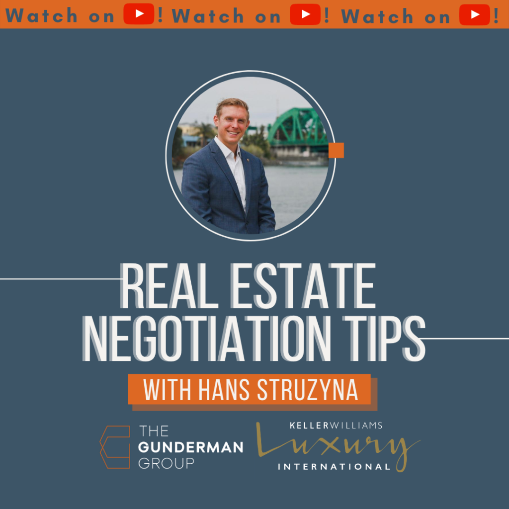 Real Estate Negotiation Tips