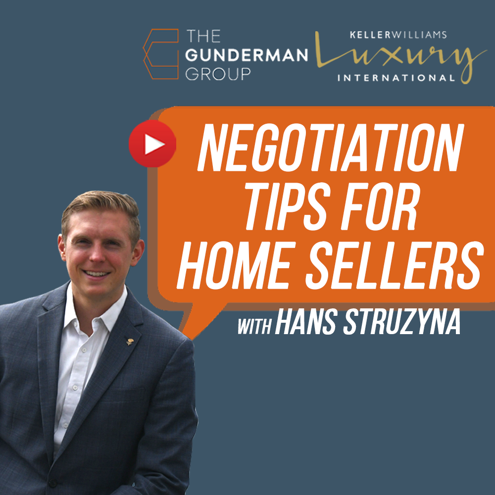 Negotiations Part 2 | Tips for Home Sellers