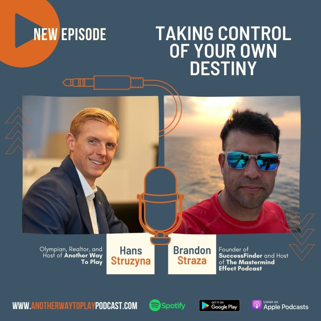 Another Way to Play Podcast | Brandon Straza