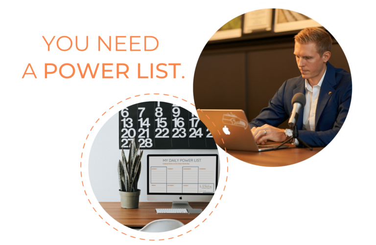 You need a power list. (2)