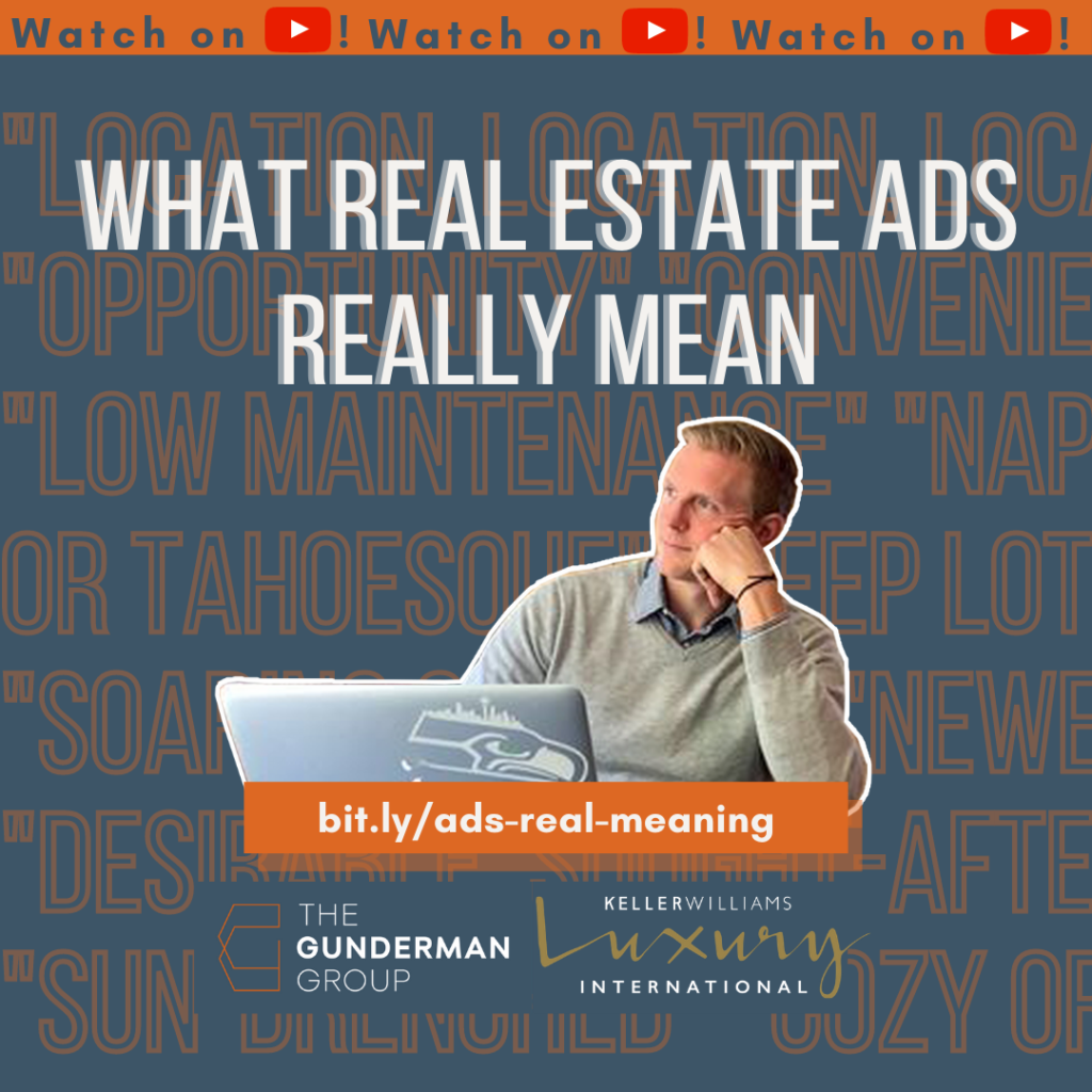 What Real Estate Ads Really Mean