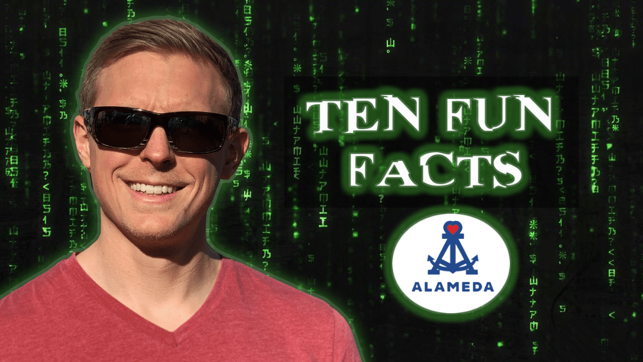 10 Fun Facts You Didn't Know about Alameda, CA