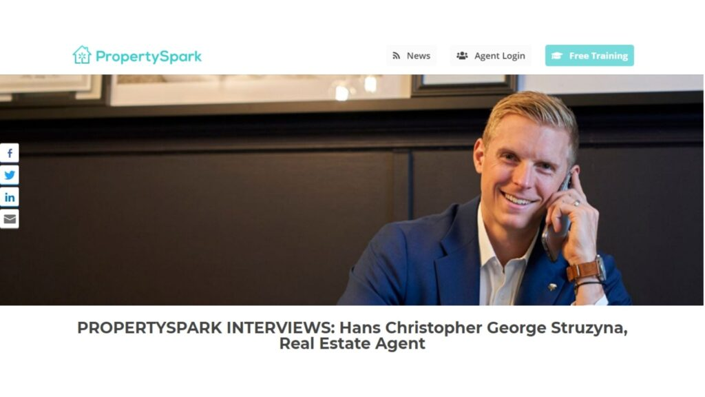 PropertySpark Top Real Estate Agent Interviews