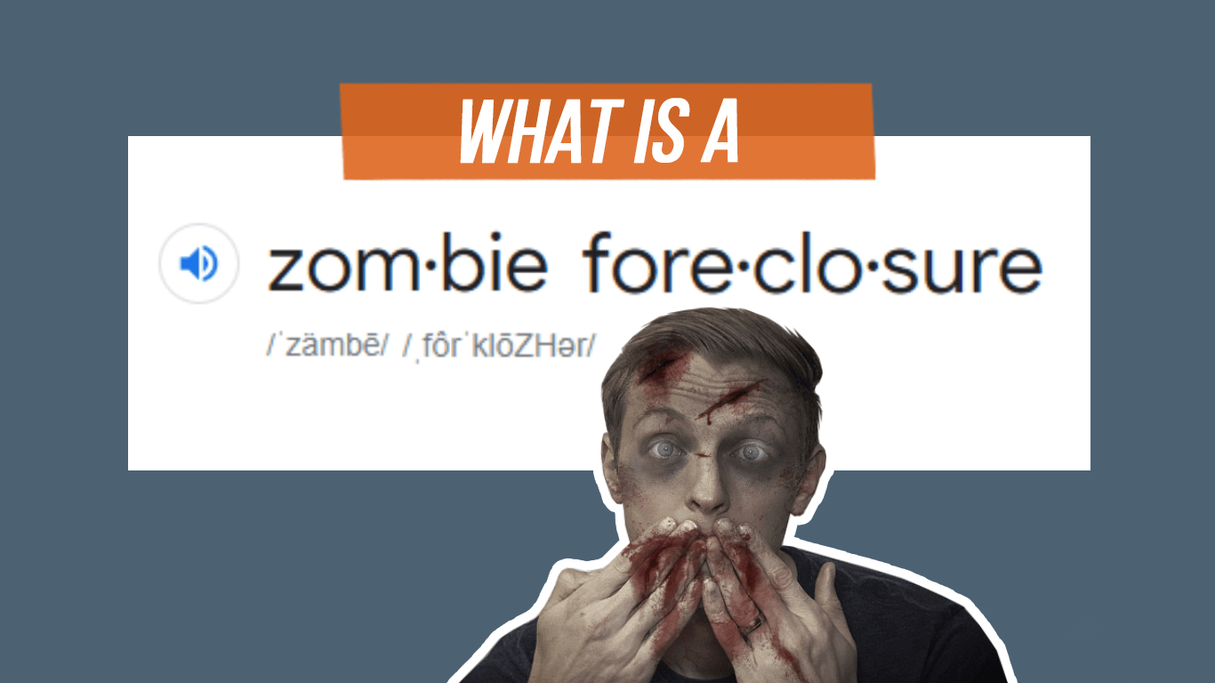 What is a Zombie Foreclosure?