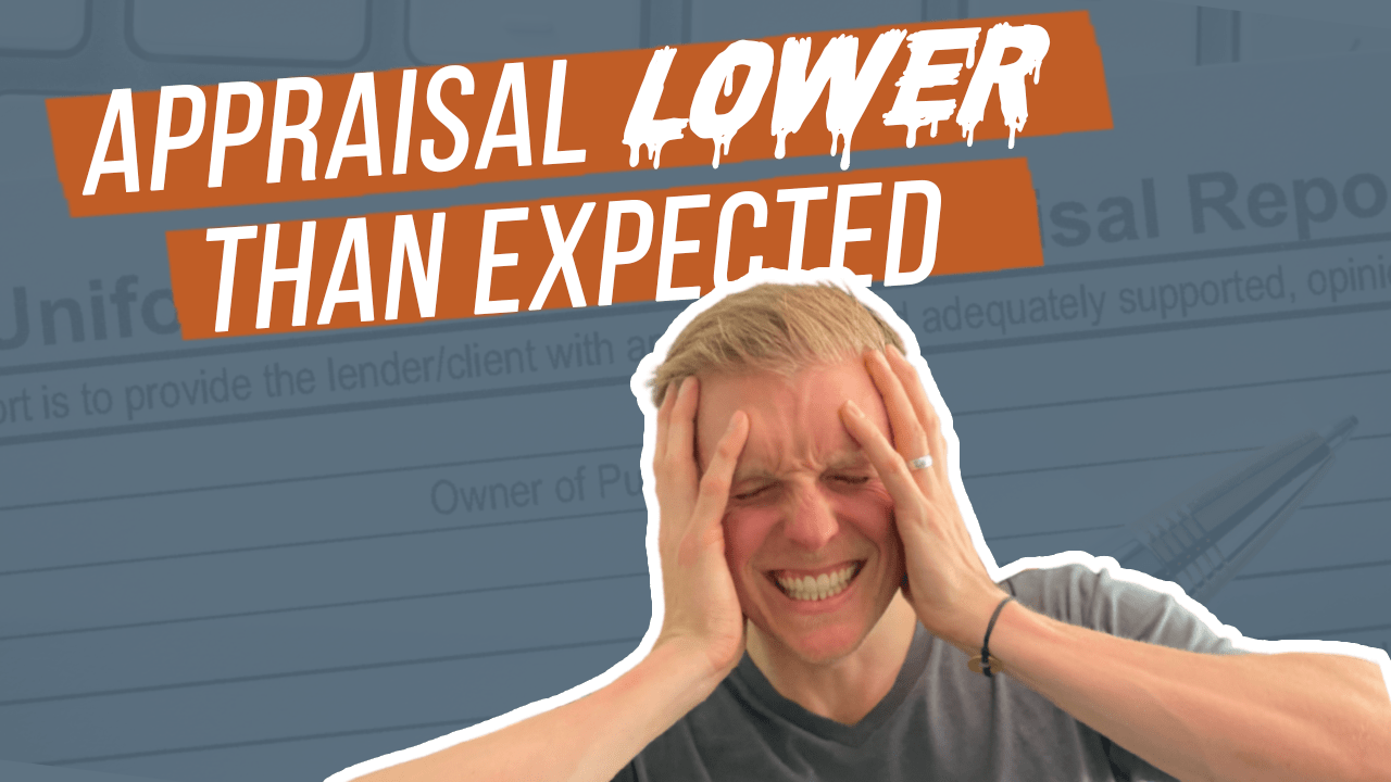 Appraisal Lower Than Purchase Price | Real Estate Market 2021