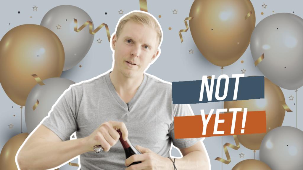 Market Update - Don't Celebrate Yet thumbnail