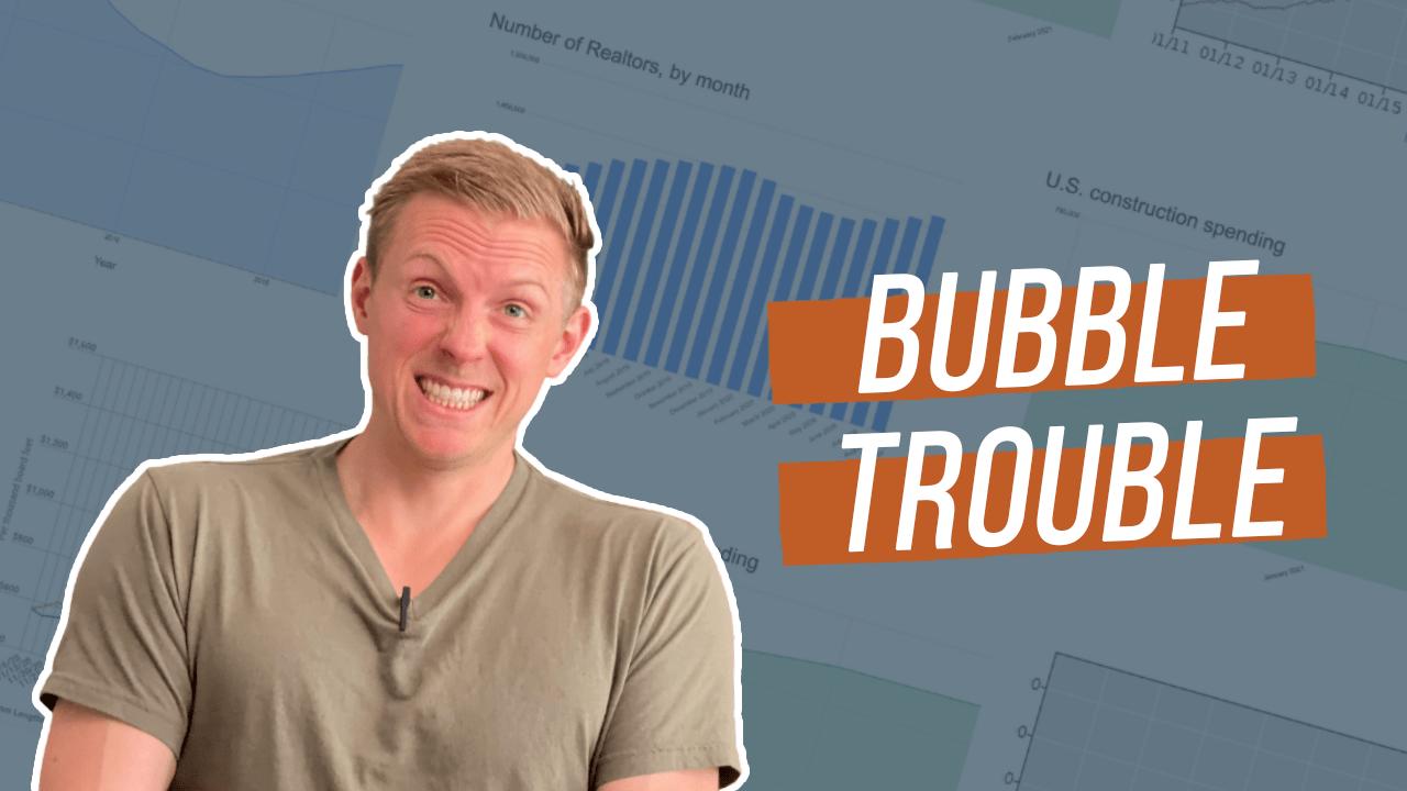Bay Area Housing Market Update Q2 2021 – Bubble Trouble??