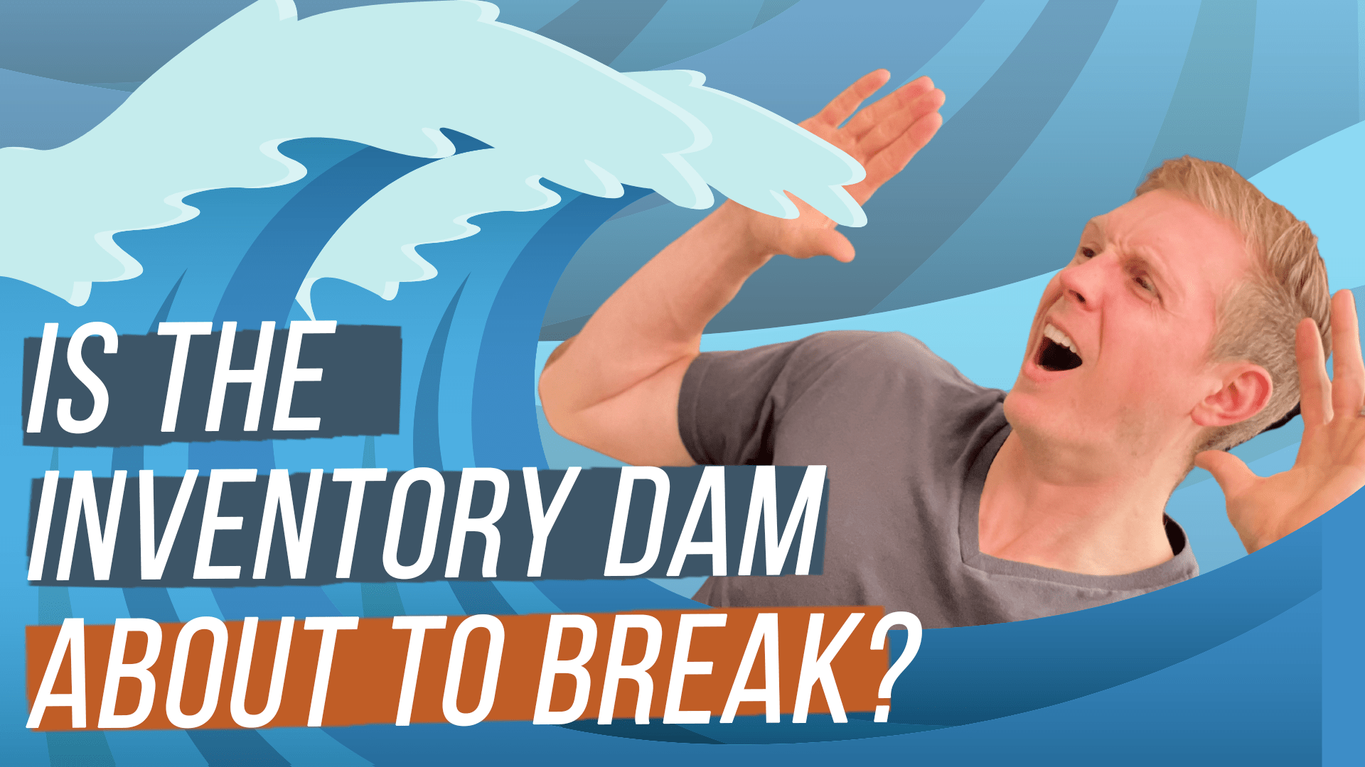 Is the Inventory Dam going to break? | Real Estate Supply and Demand