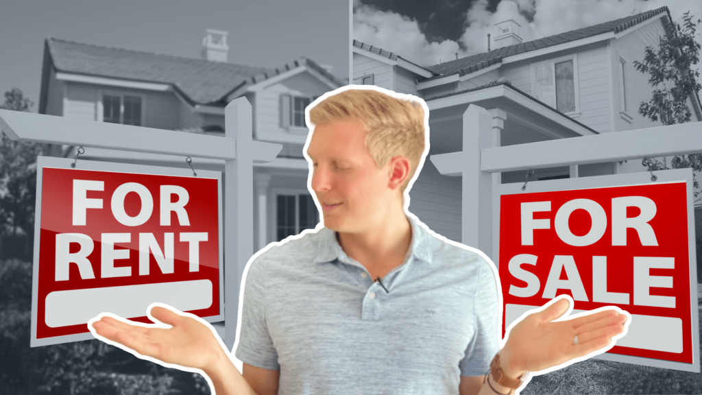 Renting versus Buying a House in the Bay Area