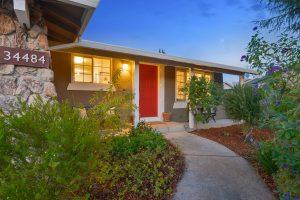 34484 Raindeer Ct Fremont, CA 94555 Represented Seller: $1,170,000